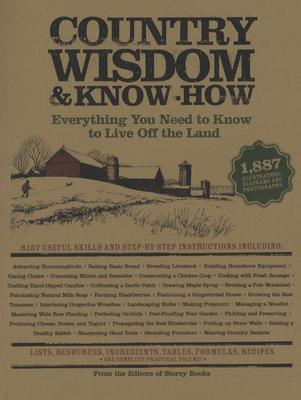 Country Wisdom & Know-How By Storey Publishing's Country Wisdom Bullentins (EDT)